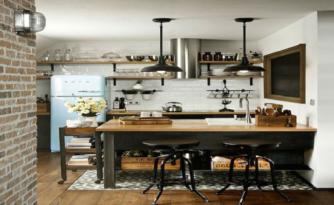 Decorar cocinas nórdicas