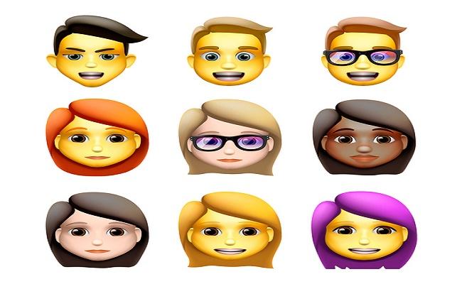Evolución de los Emojis
