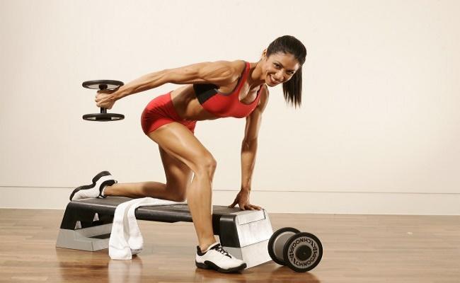 ganar músculo las mujeres. 0
