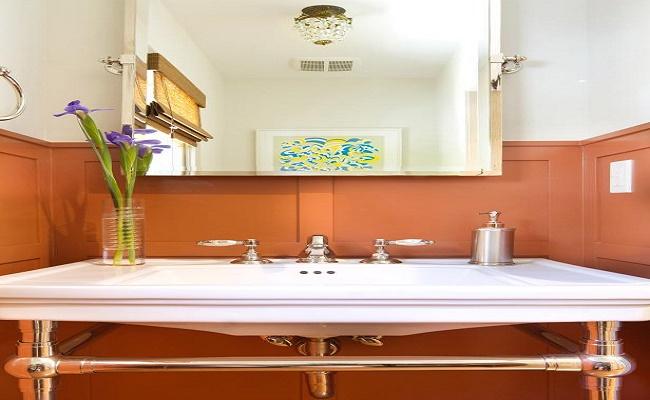 pintura para baños pequeños