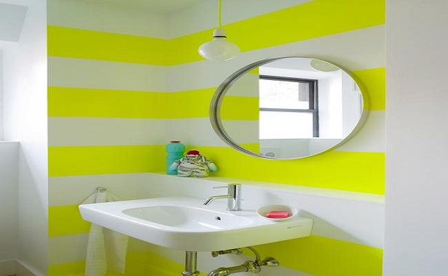 pintura para baños pequeños 7