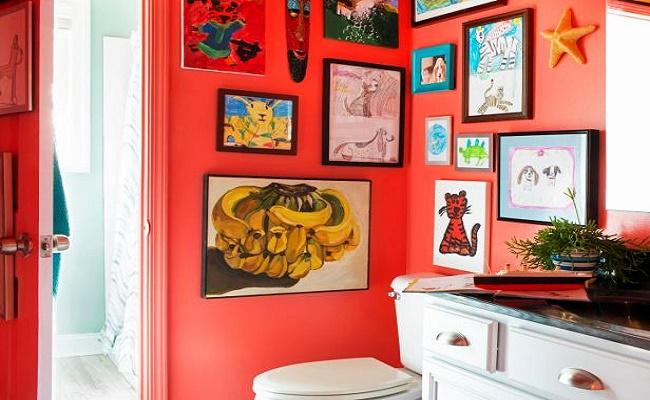 pintura para baños pequeños 8