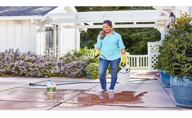 Limpieza de exteriores. 0