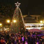 Arbol de Navidad de Los Ríos se enciende hoy