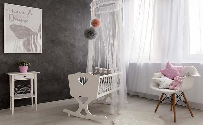 Decorar la habitación del bebé 1