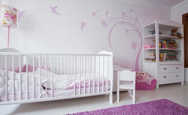 Decorar la habitación del bebé 10