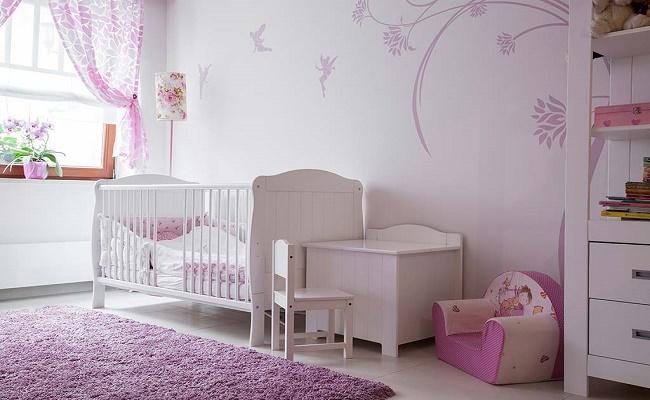 Decorar la habitación del bebé 4