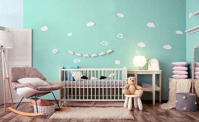 Decorar la habitación del bebé 7