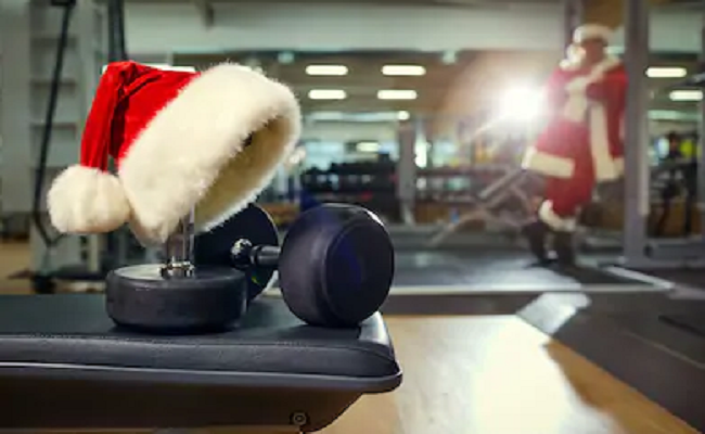 Fitness en Navidad. 0