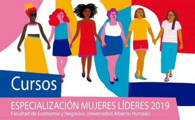 Mujeres Líderes 2019.