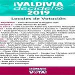 Valdivia tendrá consulta ciudadana alternativa
