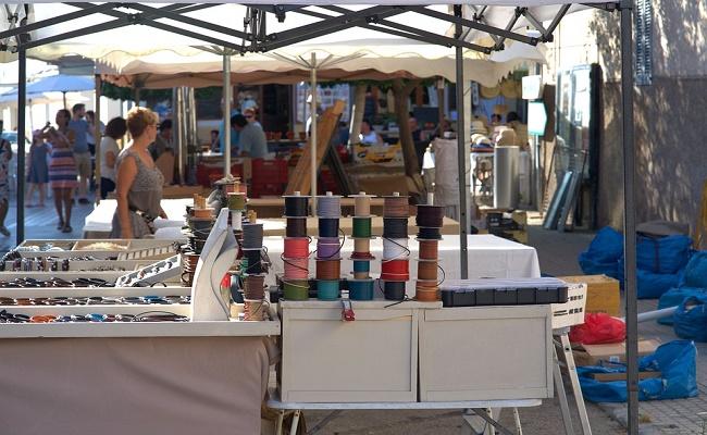 Feria Costumbrista de Panguipulli.