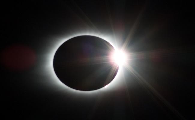 eclipse solar de diciembre en Los Ríos.